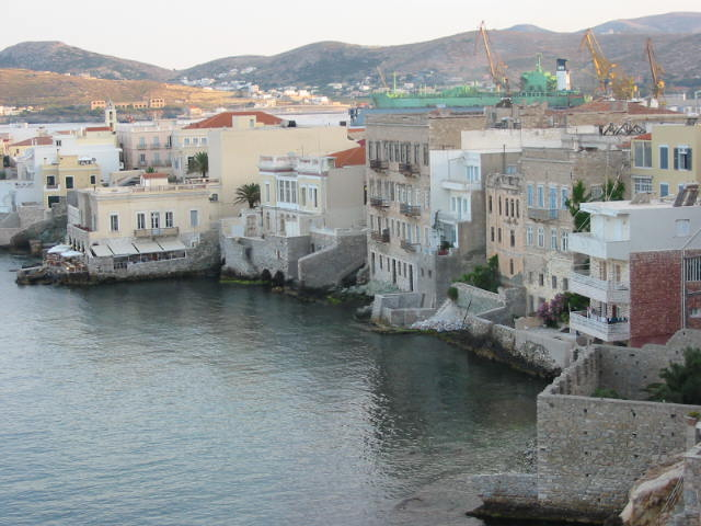 SYROS PHOTO GALLERY - ERMOUPOLI
