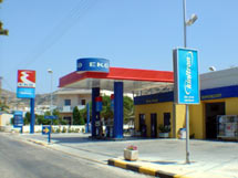 EKO GAS STATION  GAS STATIONS IN  FINIKAS