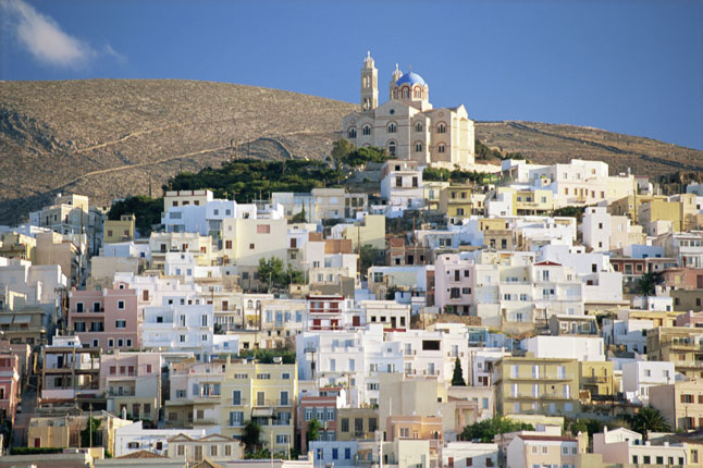 We were happy to read an article on Guardian by Rachel Dixon about the idyllic islands with gorgeous beaches of Greece featuring Syros among the islands. Why? Syros is a bustling, working island little-visited by foreign tourists – although Athenians have caught on to its charms. I...